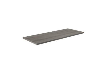 Benkeplate grå molina ask 120 cm