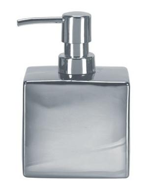 Kleine Wolke Glamour Såpedispenser sølv