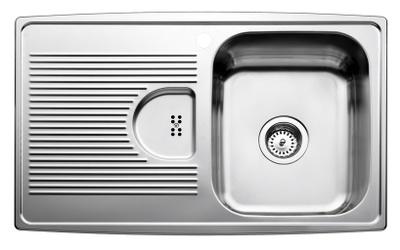 Intra Horizon Kjøkkenvask HZD815SR-02
