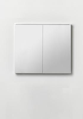 Hafa Edge speilskap 800 hvit