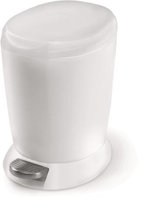 Simplehuman Simplehuman Pedalbøtte 6 L Hvit Plast (Pose B)