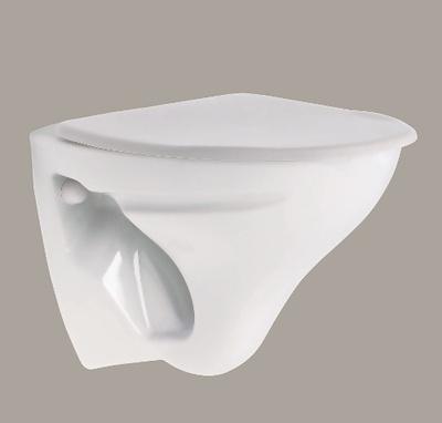 Ifø Cera toalettskål for veggmontering 3875 490x355x355 mm