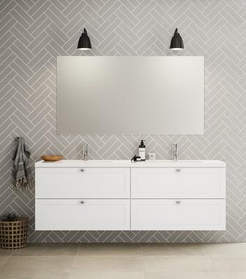 Foss Variant Classic hvit 180 cm