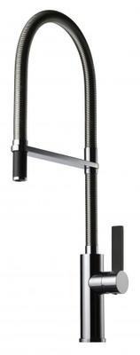 Tapwell ARM176 Krom/Sort Kjøkkenbatteri