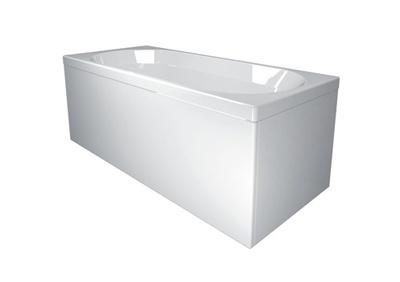 Alterna Lageto Endepanel til badekar 160x70