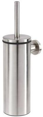 Tiger Boston + safety blankpolert Toalettbørste for veggmontering