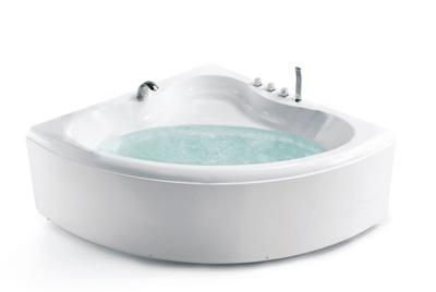 Badekar W0840B m/badekarkran