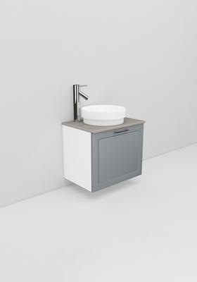 Noro Flexline Modell 20.4 600 Grå Mat Ramme
