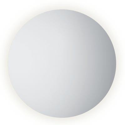Foss Moon 100 rundt speil med lys/antidugg