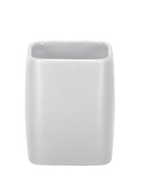 Cubic Tannbørsteholder Hvit