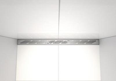 Line Twist sluk side 75mm X 600mm