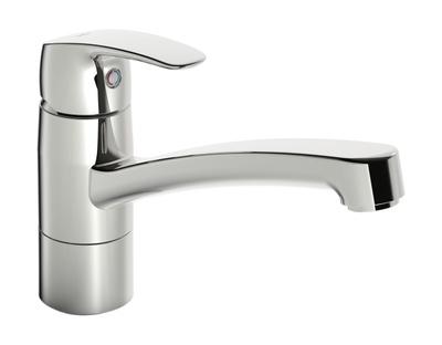 Oras Safira kjøkkenkran 1030F-105 vannmengde 4.2 l/min