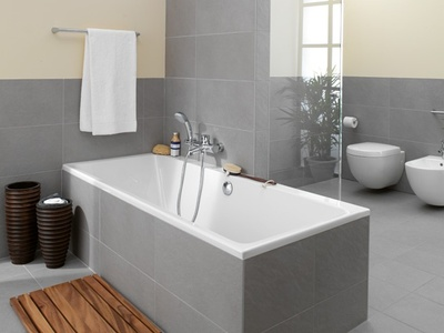 Villeroy & Boch Subway Badekar 1600 x 700 mm for innbygging