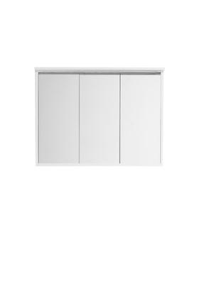 Hafa Original speilskap 900 hvit finér