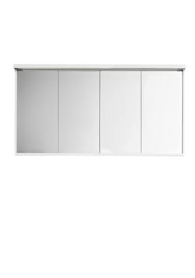 Hafa Original speilskap 1200 hvit finér