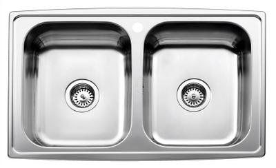 Intra Horizon Kjøkkenvask HZ815D-02