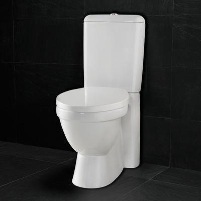 Ocean Toalett, med toalettsete