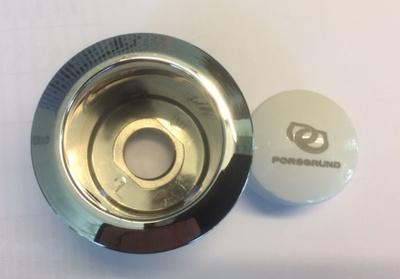 Porsgrund Trykk-knapp + holk for Trevi B/Aniara