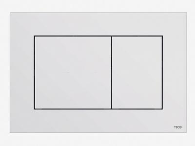 Tece TECEnow betjeningsplate, hvit
