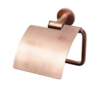 Tapwell TA236 Kobber Toalettpapirholder m/lokk