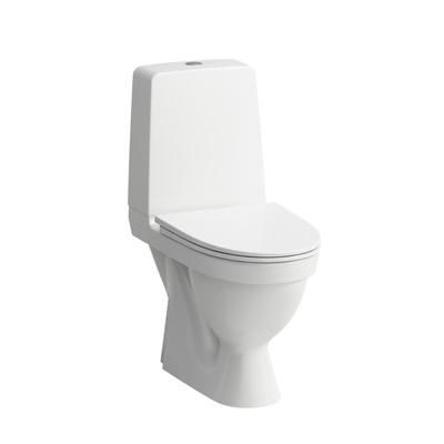Laufen Kompas Toalett rimless skjult S-lås