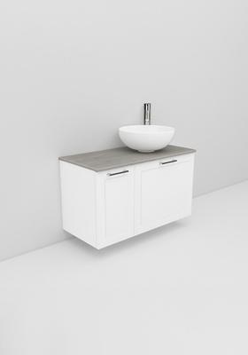Noro Flexline Modell 65.2 900 H Hvit Mat Ramme