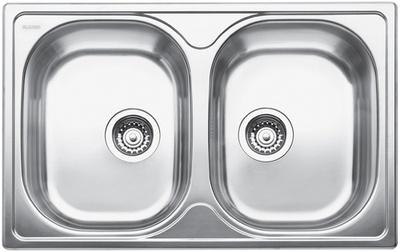 8 Compact Kjøkkenvask