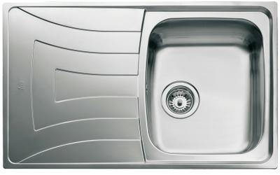 Intra Universo Kjøkkenvask UNI100D-WT