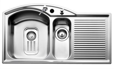 Eurora Kjøkkenvask EUP60L