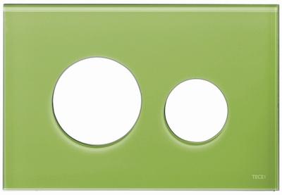 Tece TECEloopglassplateasisgrønn.Emco