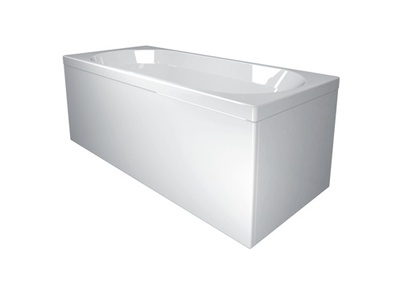 Alterna Lageto Endepanel til badekar 180x80