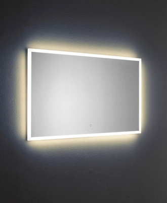 Alterna Speil m/led bliss 140x65 cm