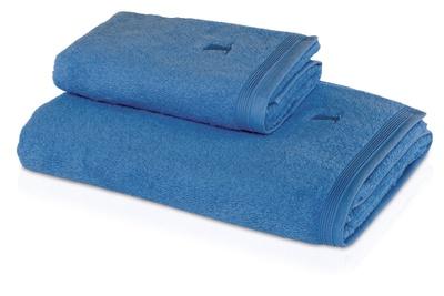 Möve Superwuschel Håndkle 50x70 blå