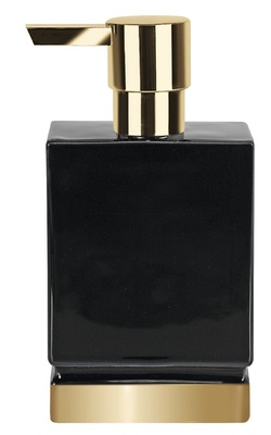 Roma Dispenser black/gold