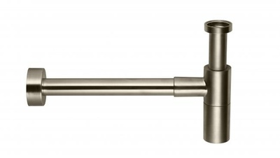 Tapwell XACC167 Brushed Nickel vannlås for servant