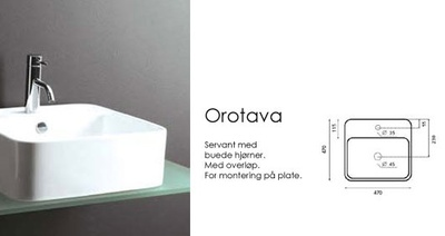Bathco Orotava servant