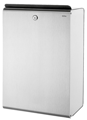 Icon ICA3H, Hygienebeholder med lokk, 27 liter