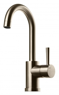 Tapwell EVO078 Brushed Nickel Servantbatteri