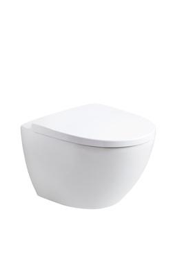 Porsgrund Seven D Image Toalettskål for veggmontering