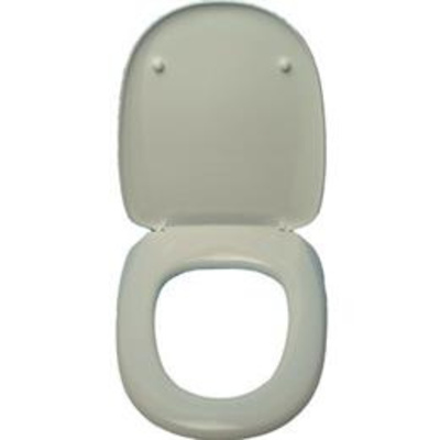 Duschy Duschy toalettseter Toalettsete Duschy Hvit