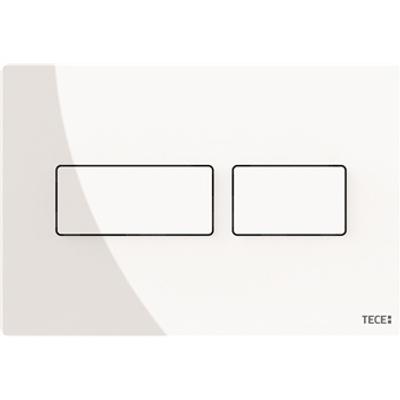 Tece TECEsolidWCbetjeningsplate.hvitblank