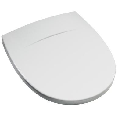 Hafa Moon toalettlokk hvit myksteng.