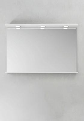 Hafa Speil Store Ledspots Hvit 1000