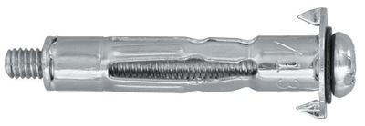 5X52 MM/10 STK GIPSPLATEANKER NOVIPRO