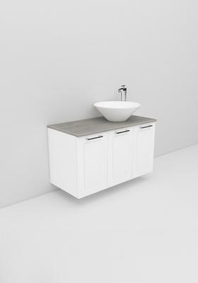 Noro Flexline Modell 29.2 900 H Hvit Mat Ramme