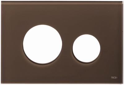 Tece TECEloopglassplateblågrå