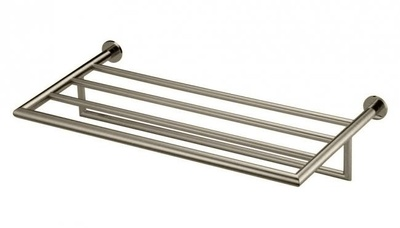 Tapwell TA814 Brushed Nickel Håndklehylle 60 cm