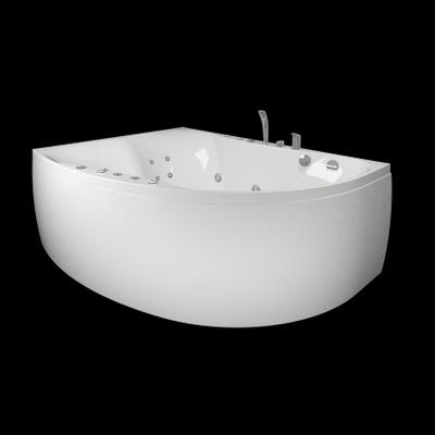 Westerbergs Ocean 170R Duo Comfort 2.0 Massasjebadekar
