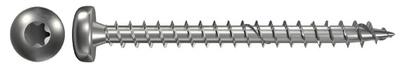 4,0X20 MM A200 TRESKRUE A2 FPF-PT PANHODE RUSTFRI A2  TX20
