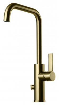 Tapwell ARM984 Honey Gold Kjøkkenbatteri m. avst.